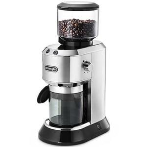 Rasnita cafea DE LONGHI KG 520.M, 350g, 150W, negru-argintiu