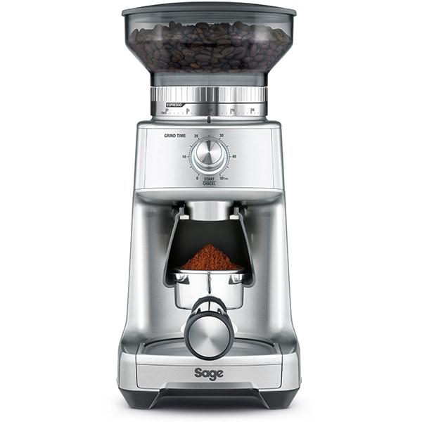 Rasnita cafea SAGE Dose Control Pro BCG600SIL, 340g, 130W, argintiu