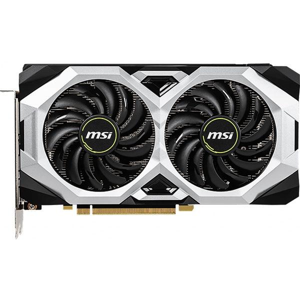 Placa video MSI NVIDIA GeForce RTX 2060 SUPER VENTUS OC, 256GB GDDR6, 256bit, RTX2060SUPVENTUSGPOC