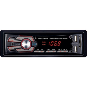 Player auto CAR VISION RU-002BT, 4 x 50W, Bluetooth, USB