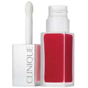 Ruj CLINIQUE Pop Liquid Matte, 02 Flame Pop, 6ml