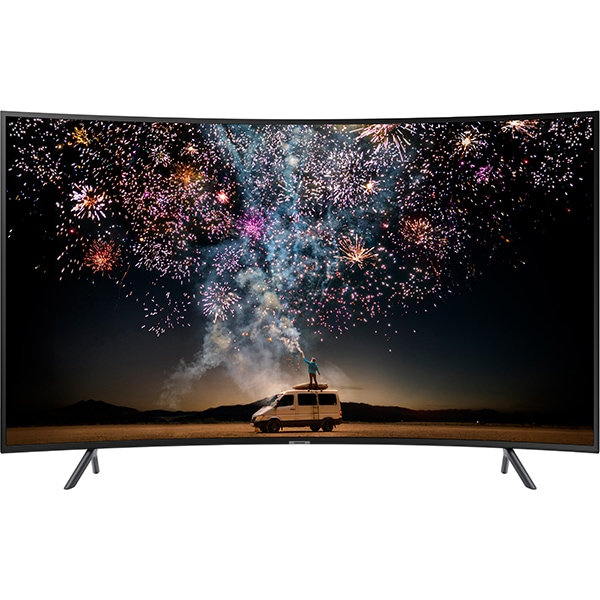 Televizor Curbat LED Smart SAMSUNG 55RU7372, Ultra HD 4K, HDR, 138 cm