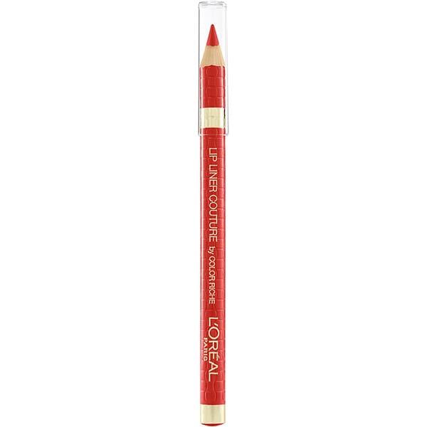 Creion buze L'OREAL PARIS Color Riche Lip Contour, 377 Perfect Red, 1.2g