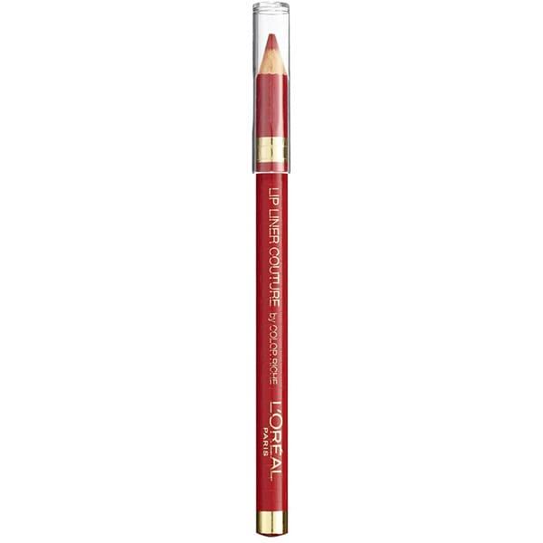 Creion buze L'OREAL PARIS Color Riche Lip Contour, 461 Scarlet Rouge, 1.2g
