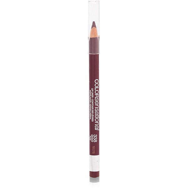 Creion buze MAYBELLINE NEW YORK Color Sensational, 338 Midnight Plum, 4.4g