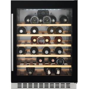Racitor de vinuri ELECTROLUX ERW1573AOA, 138 l, 82 cm, Clasa G, negru