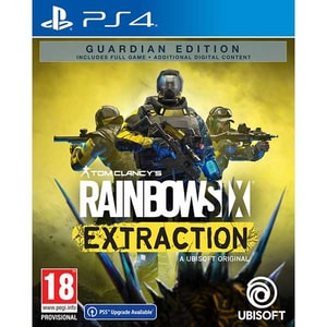 Rainbow Six Extraction Day One Edition PS4