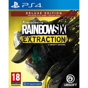 Rainbow Six Extraction Deluxe Edition PS4