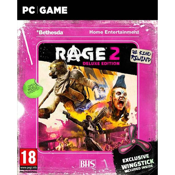 Rage 2 Deluxe Wingstick Edition PC