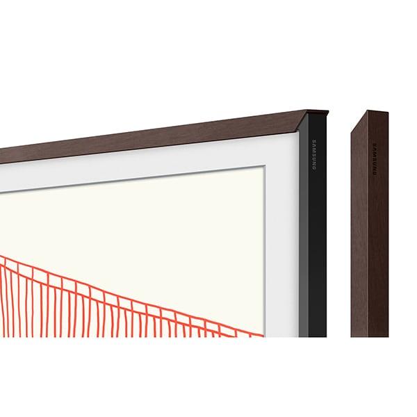 Rama TV personalizata SAMSUNG VG-SCFA75BWBXC pentru The Frame TV (2021) 75LS03A, maro