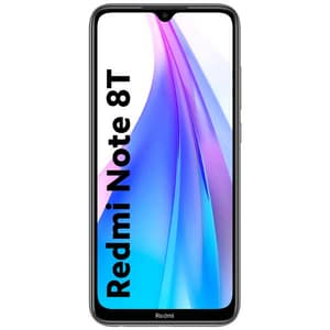 Telefon XIAOMI Redmi Note 8T, 64GB, 4GB RAM, Dual SIM, Moonshadow White