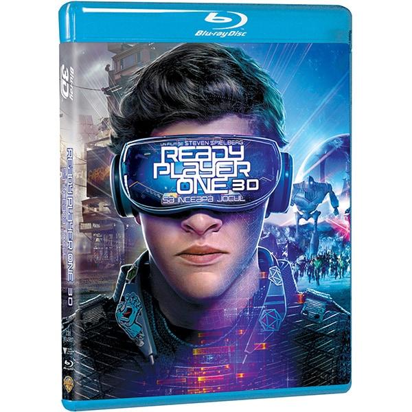 Ready Player One: Sa inceapa jocul Blu-ray 3D