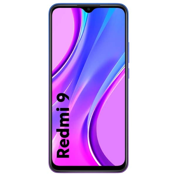 Telefon XIAOMI Redmi 9, 64GB, 4GB RAM, Dual SIM, Sunset Purple