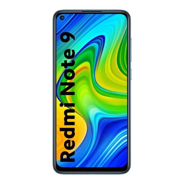Telefon XIAOMI Redmi Note 9, 128GB, 4GB RAM, Dual SIM, Midnight Grey