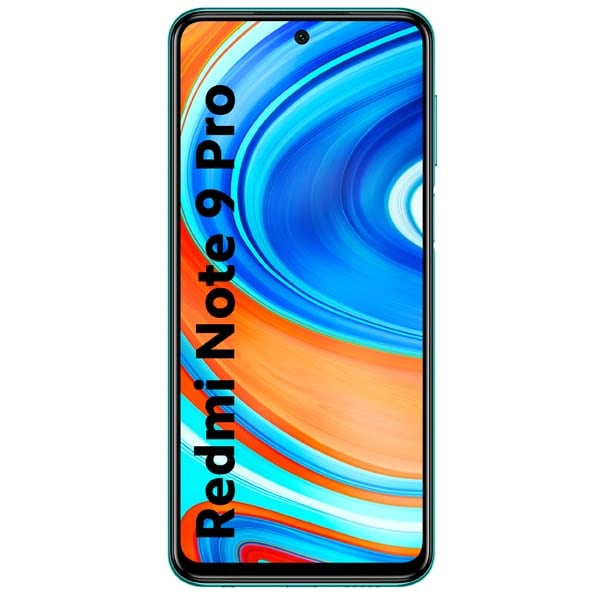 Telefon XIAOMI Redmi Note 9 Pro, 64GB, 6GB RAM, Dual SIM, Tropical Green
