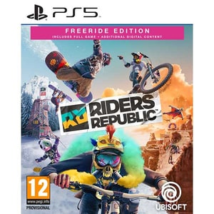 Riders Republic Freeride Edition PS5