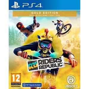 "Riders Republic Gold Edition PS4 + bonus precomanda ""Bunny Pack"""