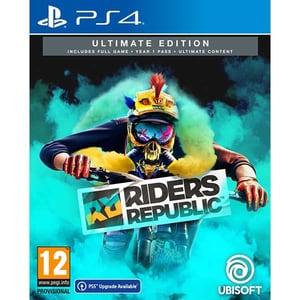"Riders Republic Ultimate Edition PS4 + bonus precomanda ""Bunny Pack"""