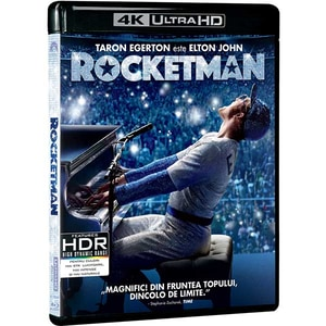 Rocketman Blu-Ray 4K