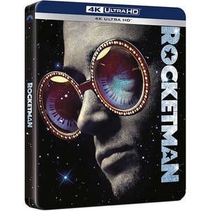 Rocketman 4K Steelbook Blu-Ray