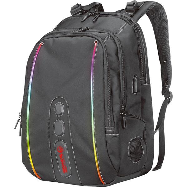 "Rucsac Gaming MARVO BA-02 RGB, 15.6"", negru"
