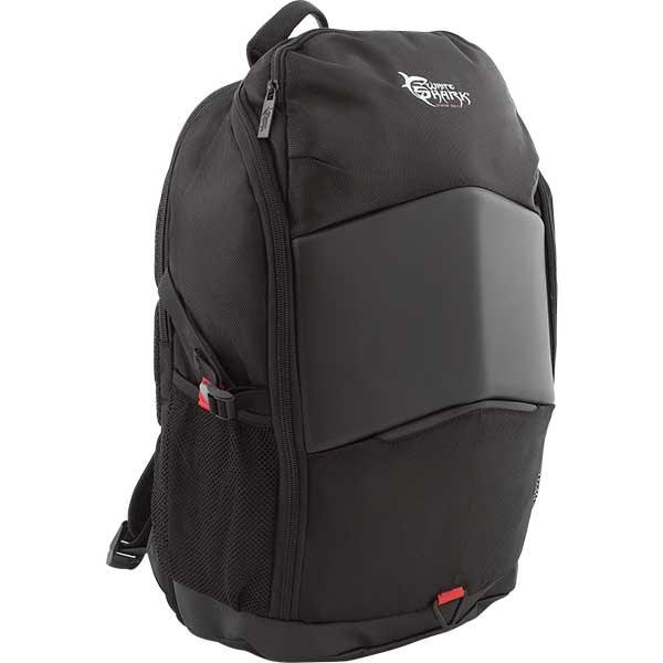 "Rucsac laptop WHITE SHARK GBP-003 The Shield, 15.6"", negru"