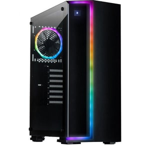 Carcasa PC INTER-TECH S-3906 Renegade, USB 3.0, negru