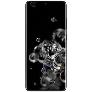 Telefon SAMSUNG Galaxy S20 Ultra, 512GB, 16GB RAM, Dual SIM, 5G, Cosmic Black