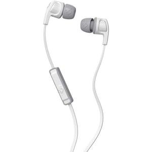 Casti SKULLCANDY Smokin' Buds 2 S2PGJY-560, Cu fir, In-ear, Microfon, White Gray