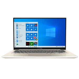 "Laptop ASUS VivoBook S13 S330FA-EY036T, Intel Core i7-8565U pana la 4.6GHz, 13.3"" Full HD, 8GB, SSD 512GB, Intel UHD Graphics 620, Windows 10 Home, Icicle Gold"