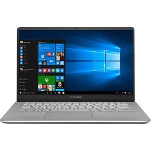 "Laptop ASUS VivoBook S14 S430FA-EB041T, Intel Core i7-8565U pana la 4.6GHz, 14"" Full HD, 8GB, SSD 256GB, Intel UHD Graphics 620, Windows 10 Home, Gun Metalic"