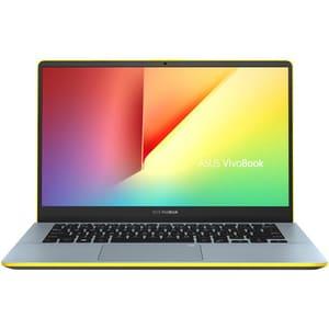 "Laptop ASUS VivoBook S14 S430FA-EB421, Intel Core i5-8265U pana la 3.9GHz, 14"" Full HD, 8GB, 1TB, Intel UHD Graphics 620, Endless OS, Silver Blue"