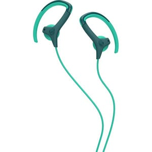 Casti SKULLCANDY Chops Bud S4CHHZ-450, Cu fir, In-ear, Microfon, Teel Green