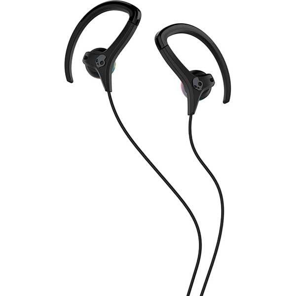 Casti SKULLCANDY Chops Bud S4CHJZ-522, Cu fir, In-ear, Microfon, Swirl Black Gray
