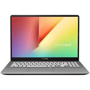 "Laptop ASUS VivoBook S15 S530FN-BQ079, Intel Core i7-8565U pana la 4.6GHz, 15.6"" Full HD, 8GB, SSD 256GB, NVIDIA GeForce MX150 2GB, Free Dos, Gun Metal"