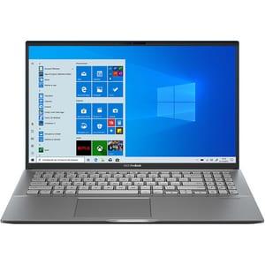 """Laptop ASUS VivoBook S15 S531FA-BQ088T, Intel Core i7-8565U pana la 4.6GHz, 15.6"""" Full HD, 8GB, SSD 512GB, Intel UHD Graphics 620, Windows 10 Home, Gun Metal"""