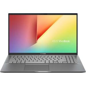 "Laptop ASUS VivoBook S15 S531FA-BQ007, Intel Core i5-8265U pana la 3.9GHz, 15.6"" Full HD, 8GB, SSD 256GB, Intel UHD Graphics 620, Free Dos, Gun Metal"