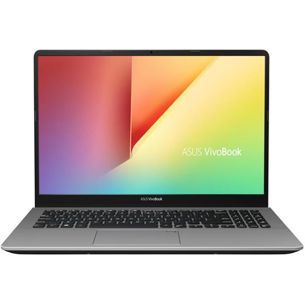 "Laptop ASUS VivoBook S15 S530FA-BQ061, Intel® Core™ i7-8565U pana la 4.6GHz, 15.6"" Full HD, 8GB, SSD 256GB, Intel® UHD Graphics 620, Endless, negru metalic"
