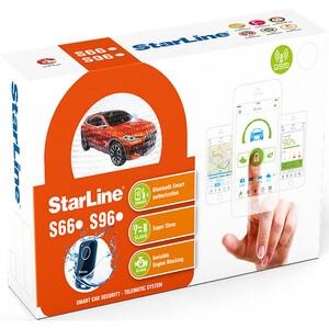 Alarma auto STARTLINE S66 GSM, Bluetooth