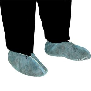 Botosei de protectie COVERGUARD Euro Protection, albastru, 100 buc