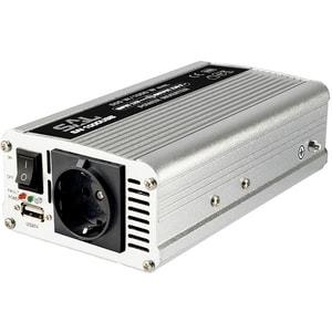 Invertor de tensiune SAL 1000USB, 1000W, 12V DC