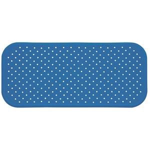 Covoras antiderapant pentru cada SANGER SANG13733, 76 x 34cm, albastru