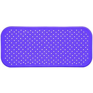 Covoras antiderapant pentru cada SANGER SANG13746, 76 x 34cm, violet