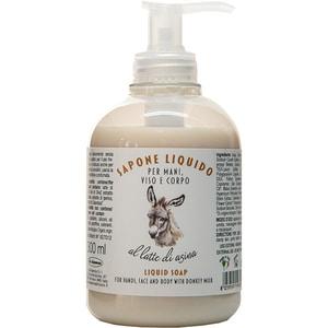 Sapun lichid LA DISPENSA cu lapte de magarita, 300ml