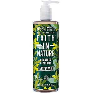Sapun lichid FAITH IN NATURE Seaweed&Citrus, 400ml