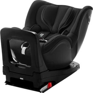 Scaun auto BRITAX ROMER Dualfix i-SIZE, 5 puncte, 0 - 18kg, negru