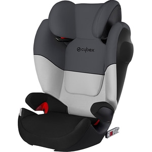 Scaun auto CYBEX Solution M-Fix SL 517001371, Isofix, 15 - 36kg, gri