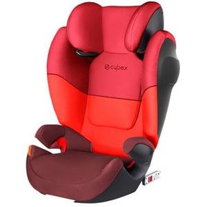Scaun auto CYBEX Solution M-Fix SL 517001373, Isofix, 15-36 kg, rosu