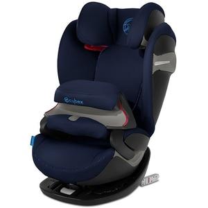 Scaun auto CYBEX Pallas S-Fix 520000547, Isofix, 9-36 kg, albastru inchis
