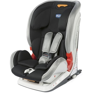 Scaun auto CHICCO Youniverse Special Edition, Isofix, 9 - 36kg, negru-gri
